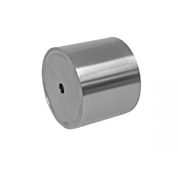 A72942R Terminatie din inox AISI304 pentru mana curenta de lemn Ø 42,4 mm