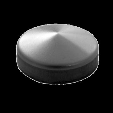 S4031 Capac din tabla pentru teava Ø 33 mm