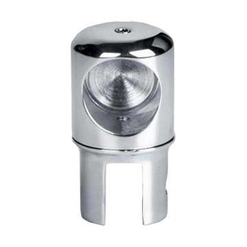 AC06B Conector capat sticla bara stabilizatoare finisaj Satinat
