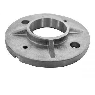 A9442 Flansa inox AISI304 pentru teava  Ø42,4 mm finisaj: nefinisat