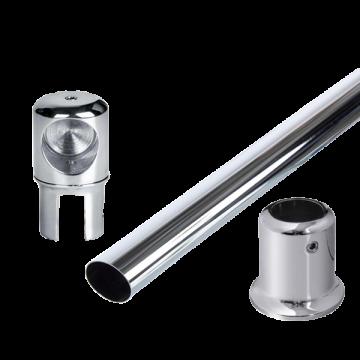 ABS19L Bara stabilizatoare Ø 19x1.5 mm finisaj lucios, lungime: 1 metru