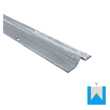 V39-3000 Sina V pentru poarta culisanta lungime 3000 mm