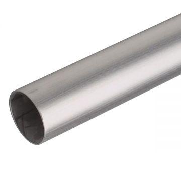 Teava inox AISI304 satinat  Ø42,4 x 2,0 x 6000 mm
